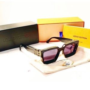 Authentic Vuitton Brand New Millionaire Sunglasses